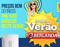 Berlanda - Campanha de Verão