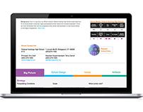 Gates Foundation, School Models Project-  UX