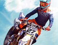 Poster ASW Racing - Thales Vilardi - Husqvarna / Subs27