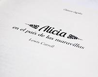 Libro - Alicia en el país de las maravillas