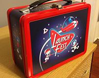 Launch Fest Branding