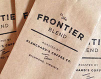 Frontier Blend Packaging