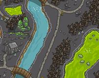 Rubilovo Game Map