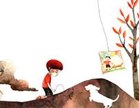 ilustraciones para la revista ESCALA