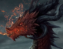 Red Dragon Ragorath