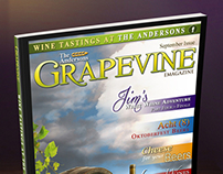 The Andersons Grapevine eMagazine Cover