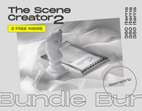 The Scene Creator - isometric