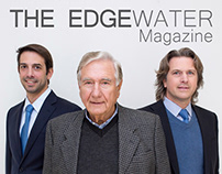 THE EDGE WATER MAGAZINE / EDITORIAL