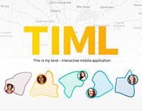 TIML - mobile application