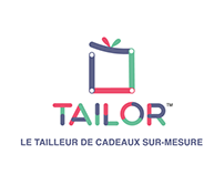 Animation du logo Tailor