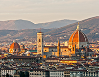 French TV Documentary ''Florence la magnifique''