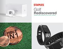 2016 Staples Golf Book - Digital & Online