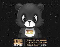 RNG MASCOT DESIGN I OCTOBER 2018