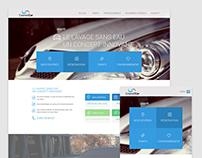 Auto Detailing Center website