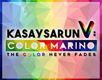 KasasaRUN 5: ColorMarino