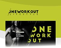 Oneworkout Lifestyle www.oneworkoutlifestyle.com