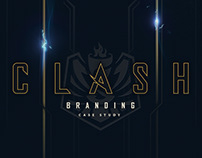 League of Legends Clash Tournaments Branding