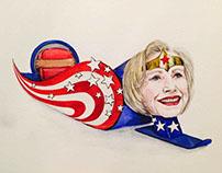Сани «Хиллари Клинтон»