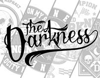 Ilustrações / Darkness clothing