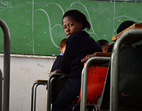Issues about education in South Africa