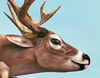 OPTUS - 3D digital Illustration