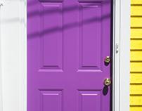 St. John's Doors