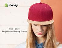 Cap – Store Responsive Shopify Theme