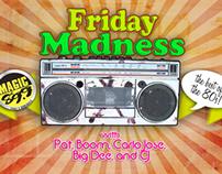Magic 89.9 Friday Madness Promo (2012)