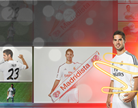 "Isco Graphic ""Lesson"""