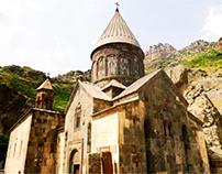 Geghart Cave Monastery