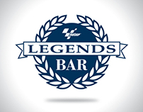 MotoGP Legends Bar logo