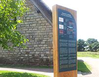 A Medieval Village Time Log -Cosmeston Medieval Village