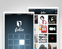 Folio – A Collaboration Tool for Artists (Mobile App)