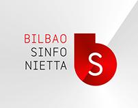 Bilbao Sinfonietta - Graphic ID