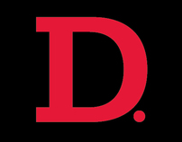 Dressmann - Brand identity