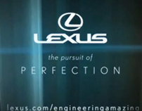 Lexus TVC - Music & Sound Design