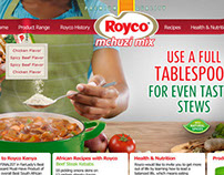 Proposed Royco Digital Campaign