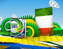 Sky Sport - Confederations Cup - Opener