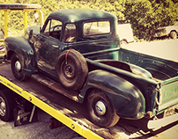 Santa Cruz Mountains Barn Find - 1954 Chevrolet 3100