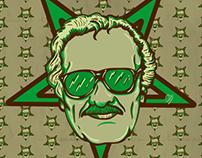 Stan Lee - T Shirt