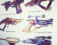 Star Wars Weaponry