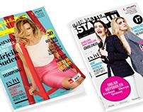 Trendsetter İstanbul magazine