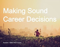 Career Counsel: A proposal for HCD driven solution