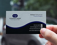 business card design, Brand identity