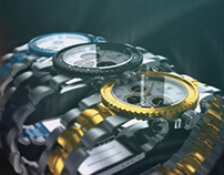 ROLEX Motion Graphics