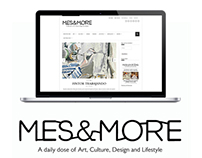 MES&MORE Online Magazine from Barcelona