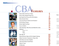 CBA Today, Winter 2011 Issue