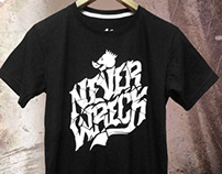 NEVER WRECK Clothing collection 1