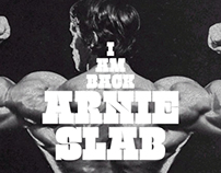 Arnie Slab Typeface