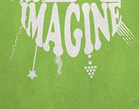 Imagine Poster  (John Lennon)